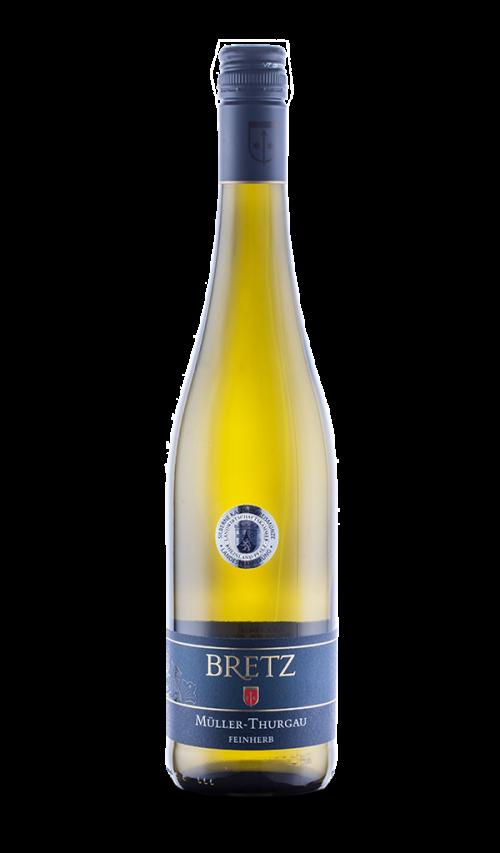 Bretz Muler Thurgau Feinherb