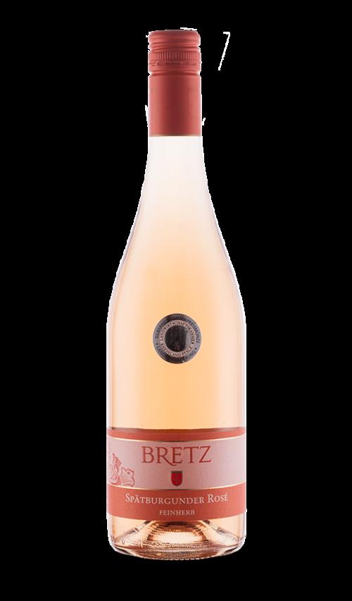 Bretz Spatburgunder Rose